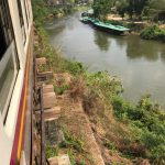 旧泰緬鉄道(カンチャナブリー)