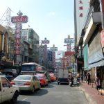 チャイナタウン(ヤワラー通り)