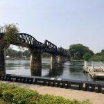 クウェー川鉄橋