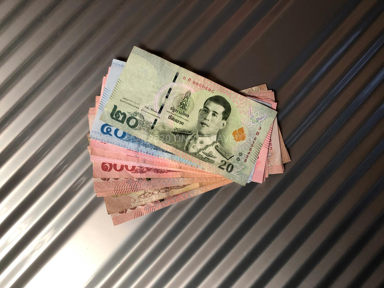 タイ 通貨