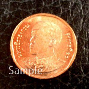新50サタン硬貨(表)