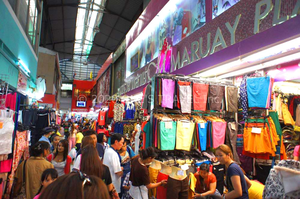 プラトゥーナム市場